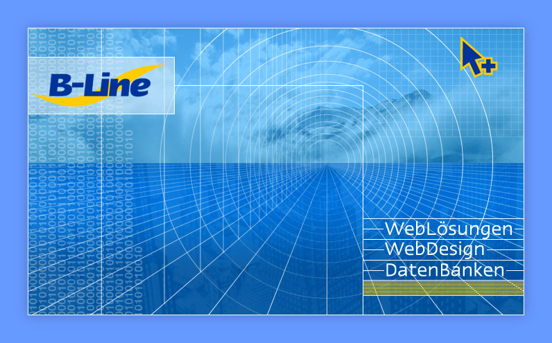 Willkomen bei B-Line Publishing - WebLösungen, WebDesign, Datenbank, Software